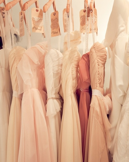 blush, coral, peach = my colors!