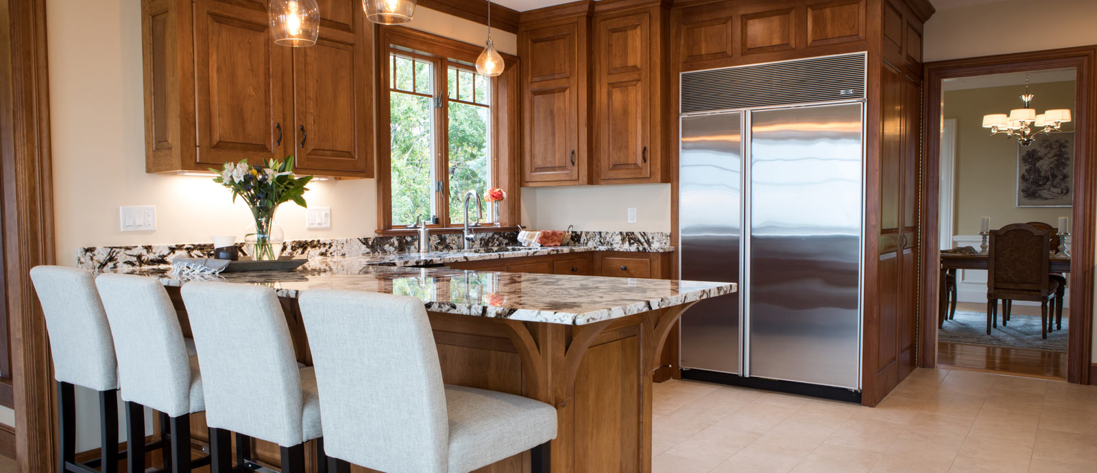 NH residential kitchen redesign